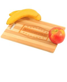 Personalized Kitchen Star Cutting Board