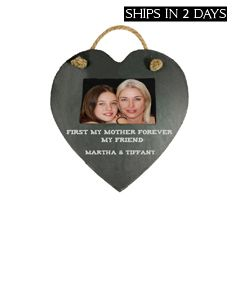 Personalized Message Slate Picture Frame