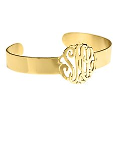 Personalized Monogram Bracelet