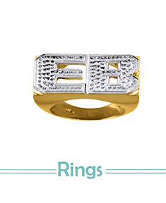 Rings for Him