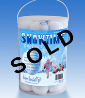 Forty snowball family pack w/carrying case