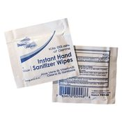 "7.25"" x 5"" Instant Hand Sanitizer Wipes 1,000 ct"