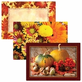 Autumn Days Multipack Placemats 1000 ct