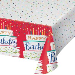 Wholesale Birthday Party Tablecloths