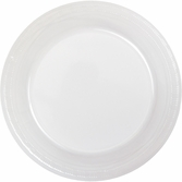 Clear Plastic Dinner Plates 600 ct