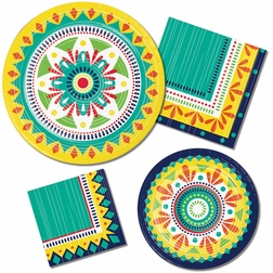 Colorful Pottery Party Supplies
