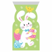 Easter Bunny Zippered Favor Bags 144 ct
