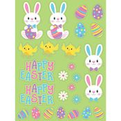 Easter Stickers 48 ct