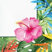 Floral Paradise Luncheon Napkins 192 ct