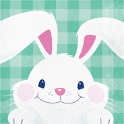 Funny Bunny Easter Luncheon Napkins 192 ct