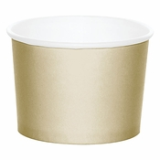 Gold Foil Treat Cups 96 ct