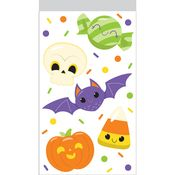 Halloween Characters Cello Bags 144 ct