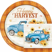 Harvest Truck Party Supplies