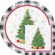 Holiday Tree Party Supplies