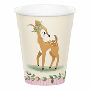 Little Deer Birthday Paper Cups 96 ct