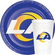 Los Angeles Rams Party Supplies