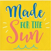 Made for the Sun Beverage Napkins 192 ct