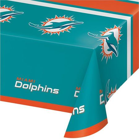Miami Dolphins Tablecloths