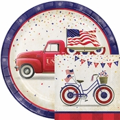 Patriotic Parade Party Supplies