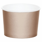 Rose Gold Foil Treat Cups 96 ct