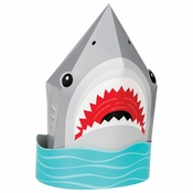 Shark Party Centerpieces 6 ct
