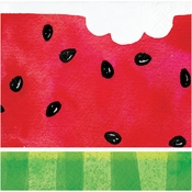 Slice of Watermelon Beverage Napkins 192 ct