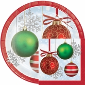 Sparkling Ornaments Party Supplies