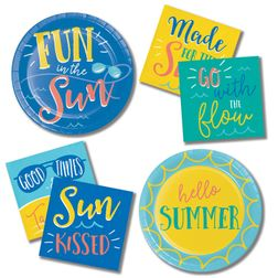 Summer Sayings Party Supplies
