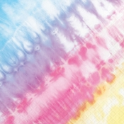 Tie Dye Party Luncheon Napkins 192 ct