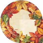 Vibrant Leaves Party Supplies