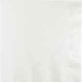 White 2 Ply Luncheon Napkins 900 ct