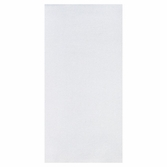 White FashnPoint Ultra Ply Guest Towel 600 ct