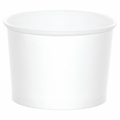 White Treat Cups 96 ct