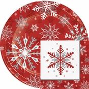 Winter Snowflakes Party Supplies