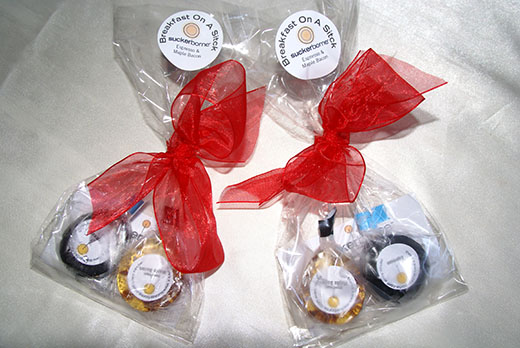 Free Gift Promo—Breakfast On A Stick Gift Bag!