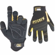 Custom Leather Craft CLC 220B Pit Crew Mechanic Gloves