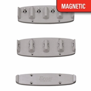 Ernst 8350M Magnetic Socket Rail Mounting Kit - Gray