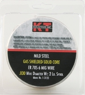 K-T Industries 1-3123 ER 70S-6 Gas Shielded Solid Core MIG Wire, .030 -2 LB Spool