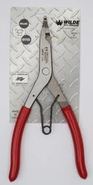 """Wilde Tool G409P 9"""" ANGLE TIP LOCK RING PLIER - POLISHED"""