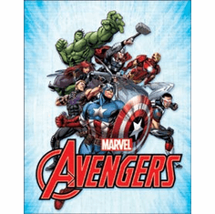 Avengers Ensemble Tin Signs