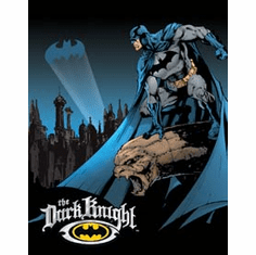Batman - The Dark Knight Tin Sign