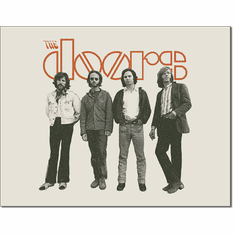 DOORS - The Band Tin Signs