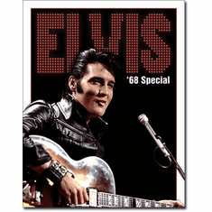 Elvis - '68 Special Tin Signs