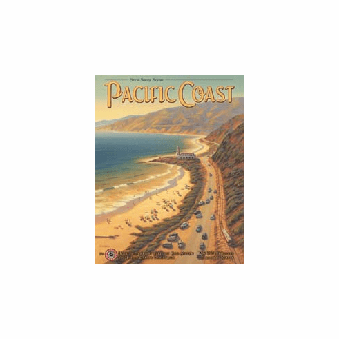 Erickson - Pacific Coast Tin Sign