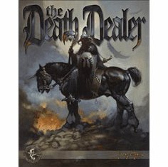 Frazetta - Death Dealer Tin Signs
