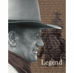 John Wayne - Legend Tin Sign