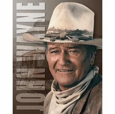John Wayne - Stagecoach Tin Sign