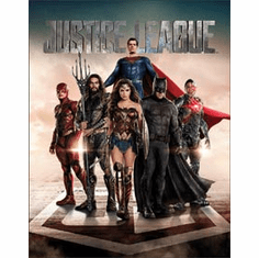 Justice League Movie Tin Signs