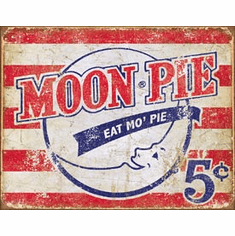 Moon Pie - American Tin Signs