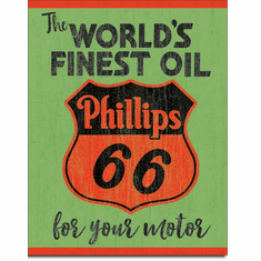 Phillips - World's Finest Tin Signs